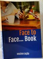 "Capa do Livro ""Face to Face...Book"""